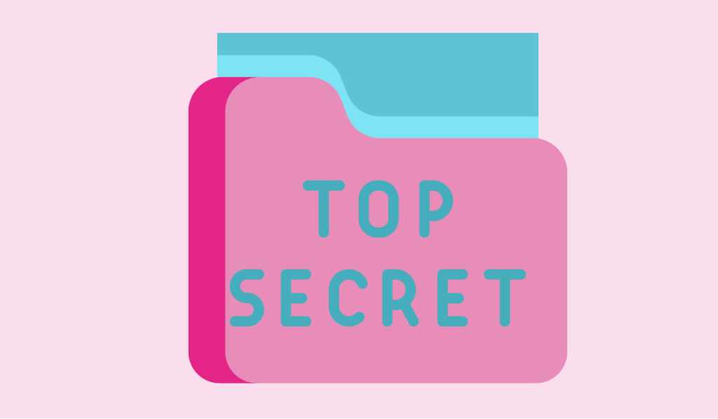 outsourcing work - top secret
